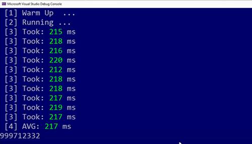 Testing Bit Tricks C# function