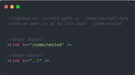 Reach Router - An Easy Alternative Way to React Router - DEV