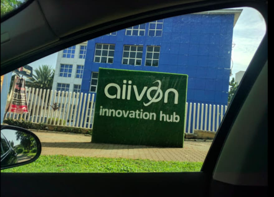 Aiivon Innovation Hub, Pic Credit: Hayatu Mohammed