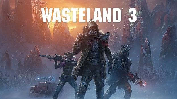 Wasteland 3 Promo