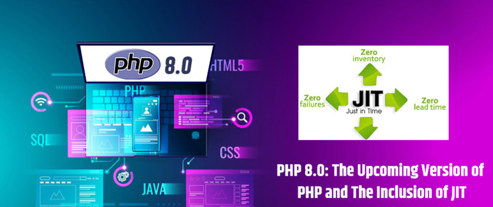 Cover image for Try PHP 8.0 beta features with Docker / Kubernetes