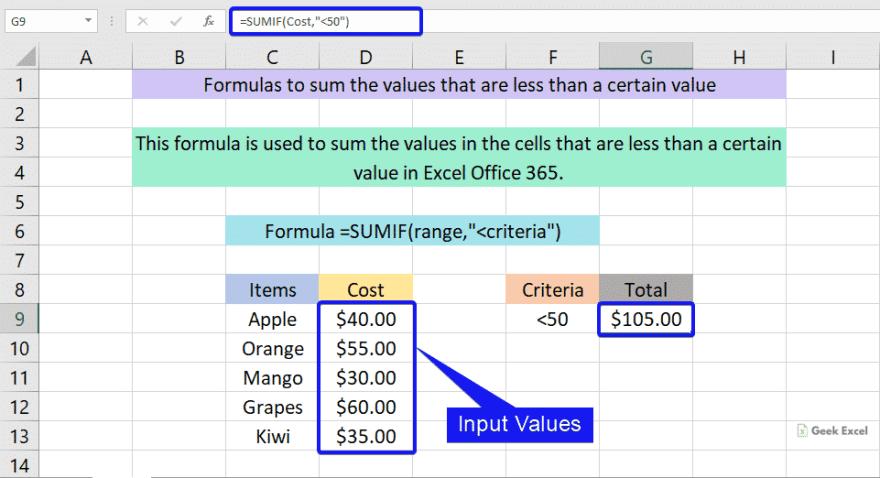 """Formulas"