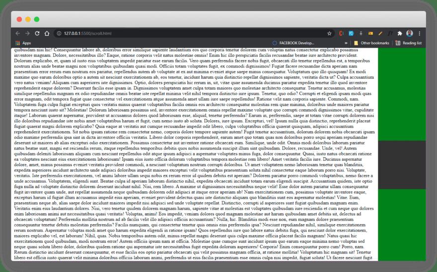 browser sample of the ::-webkit-scrollbar-track