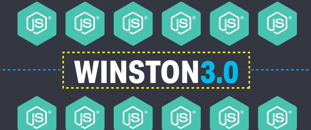 Cover image for Node.js : Winston Logging
