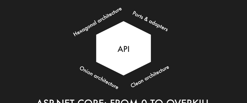 Cover image for E033 - Redesigning the API: Improving the internal architecture - ASPF02O