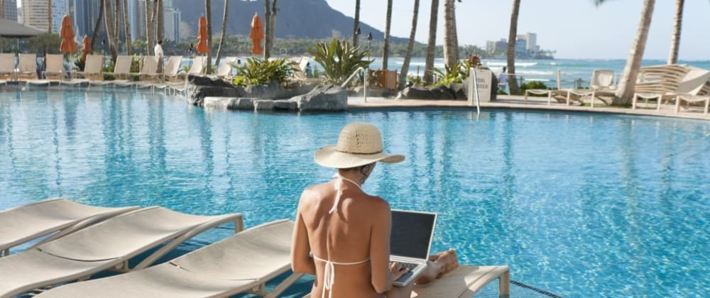 Cover image for Digital Nomad: the Golden Ticket?