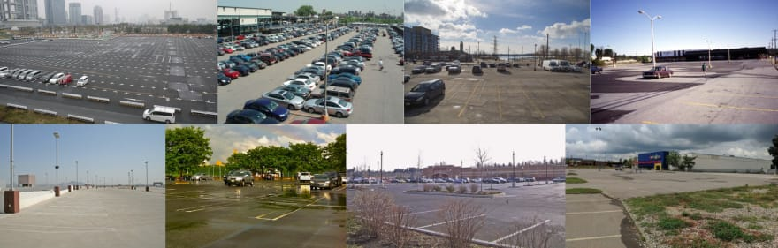 Ugly Parking Lots