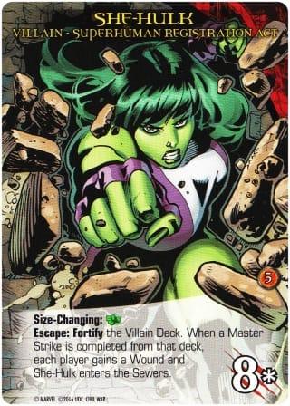 She-Hulk Villain