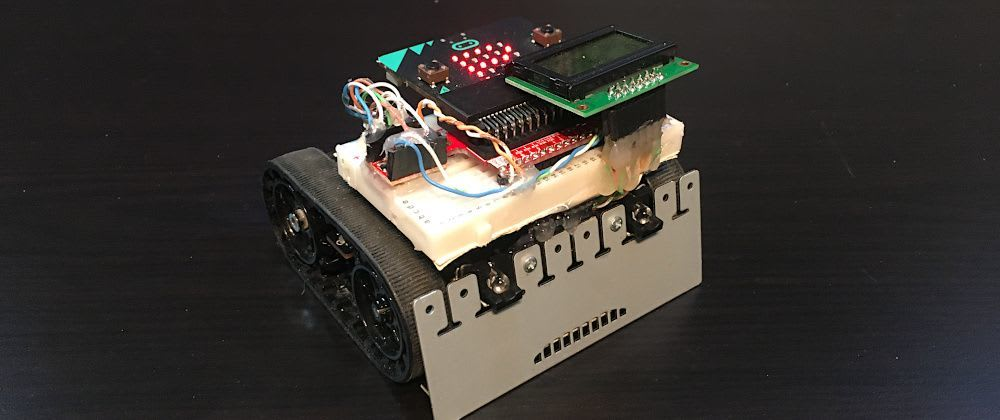 Cover image for Checkout the world's safest open source sumobot (with video)