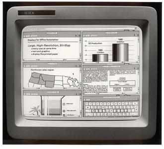 Xerox Star workstation GUI