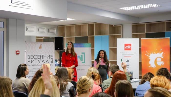 Oksana and Olena