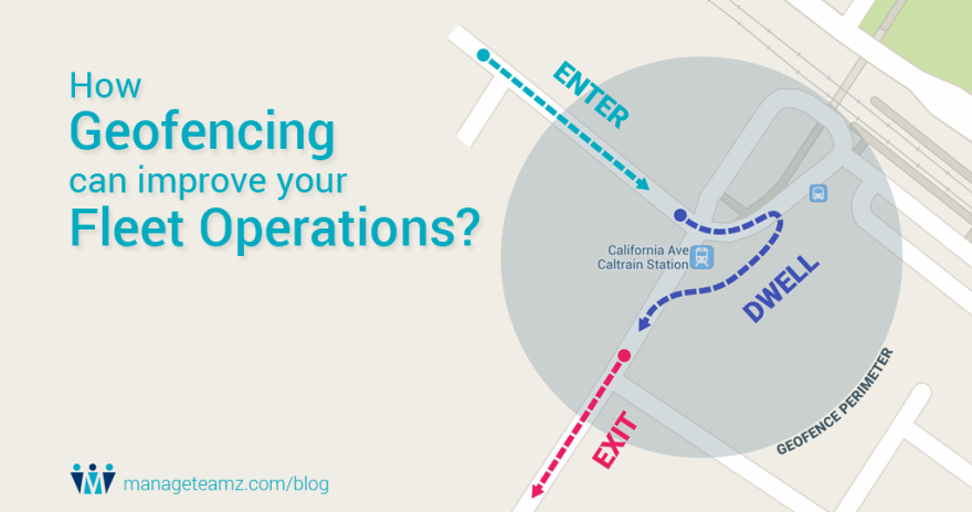 How Geofencing Can improve Your Fleet Operations