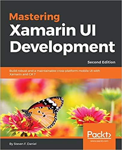 Mastering-Xamarin-UI-Development