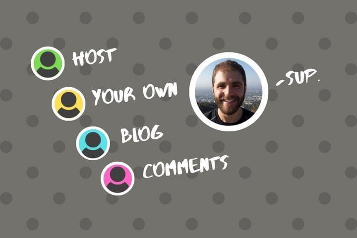 Host Your Own Blog Comments @ jaredwolff.com