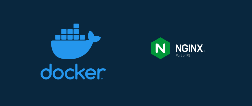 Cover image for Nginx Serving Compressed Multiple Static Files w/ Unique Paths using Docker for Improved Performance ⏩ ⏩ ⏩