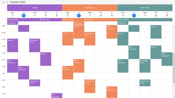 Creating Custom Resources in Scheduler
