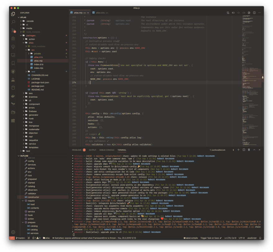 Remedy VS Code theme