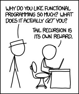 XKCD tail recursion