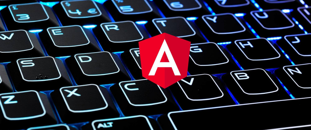 Cover image for Angular hotkeys (we all love shortcuts!)