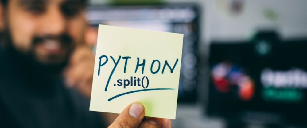 Cover image for How to Split a String in Python
