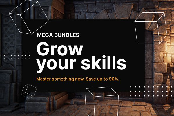 Grow Your Skills Mega Bundle