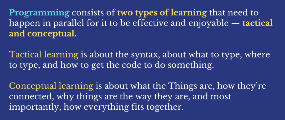 Cover image for How to Make Learning Programming Effective and Enjoyable