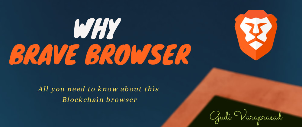 Cover image for Start using Brave Today!