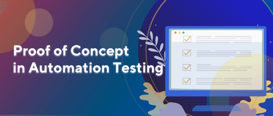 Proof of Concept for Test Automation