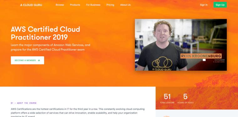 Cloud Practitioner