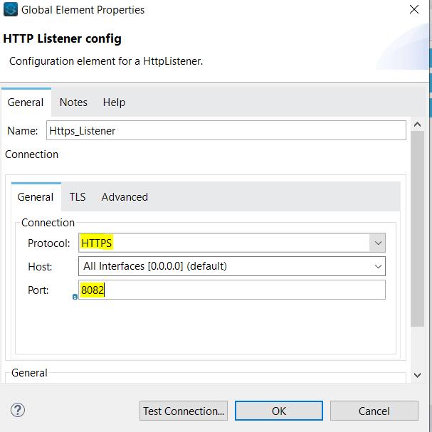 HTTPS Listener