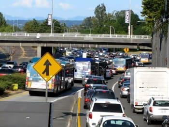 Traffic merging