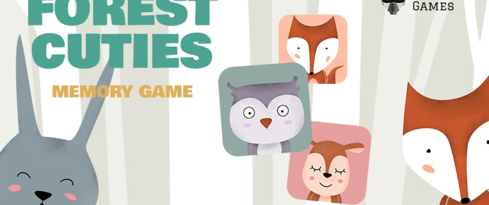 Cover image for Forest Cuties - from a poster on the wall to a mobile game utilizing Web Monetization and NFTs