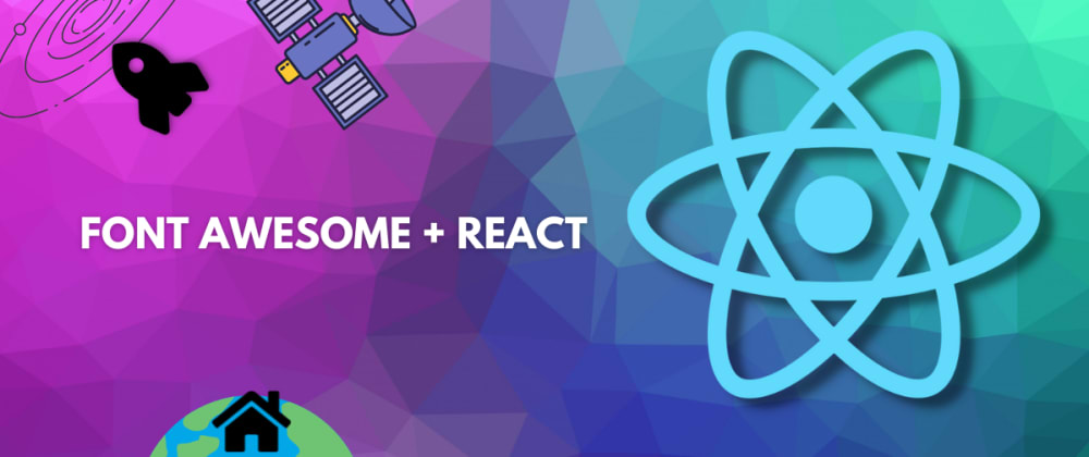 Cover image for Using Font Awesome Icons in a React Application