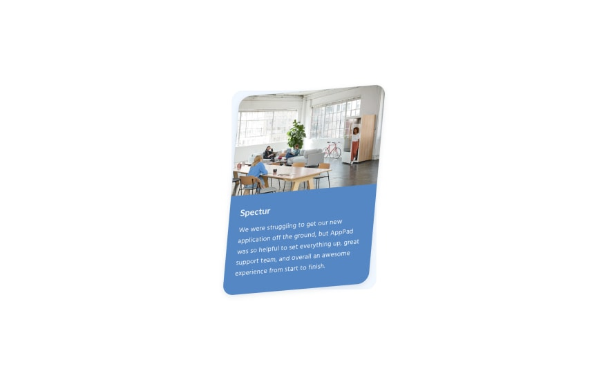 Skewed Card Design Part 1