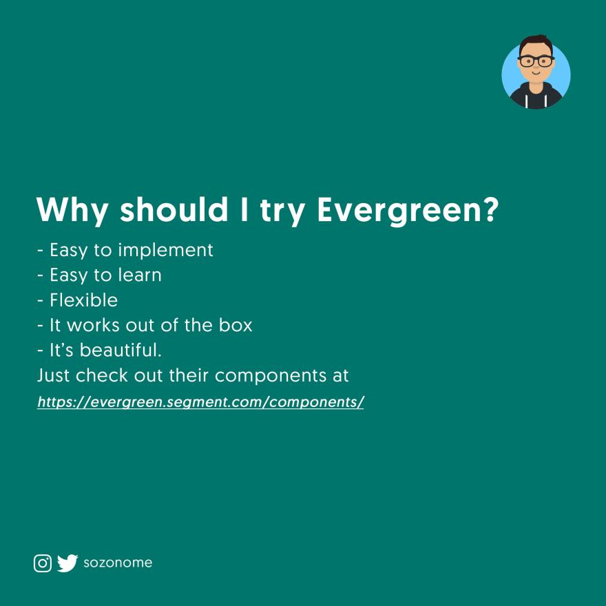 Evergreen UI (2)