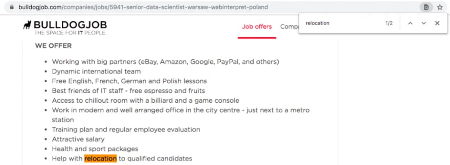 A Practical Guide To Finding A Tech Job With Relocation To Europe Dev