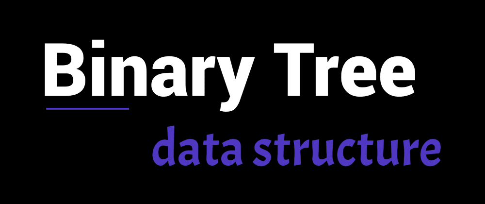 Cover image for Binary tree in data structure