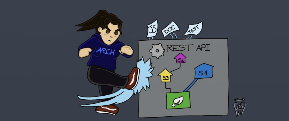 Cover image for Booting a REST API with swagger
