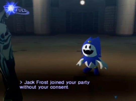 **Jack Frost dont give a He-Ho!**