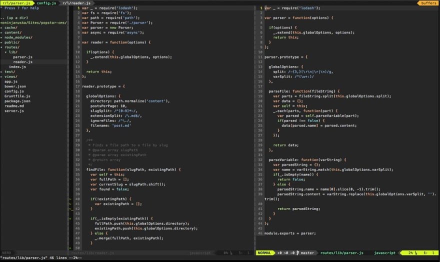 code screenshot