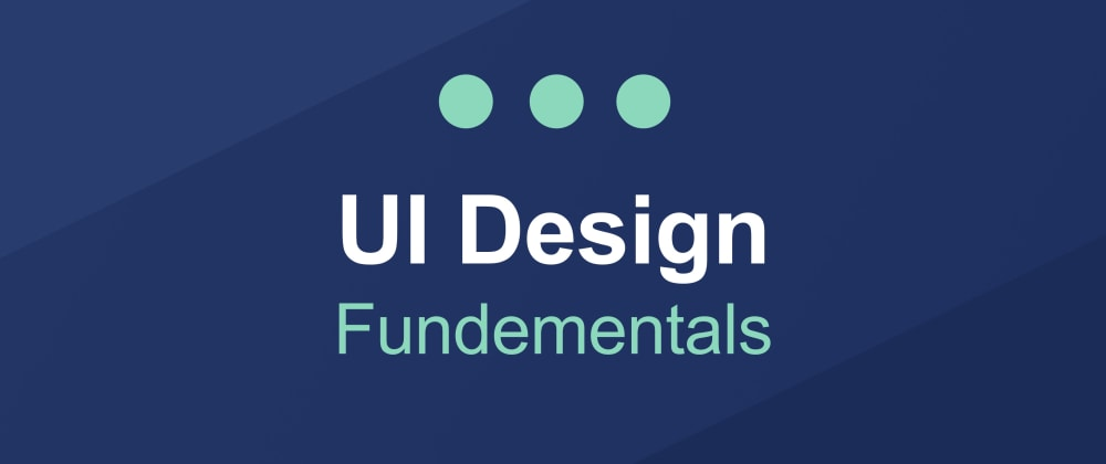 Cover image for Learn UI design fundamentals with this free one-hour course