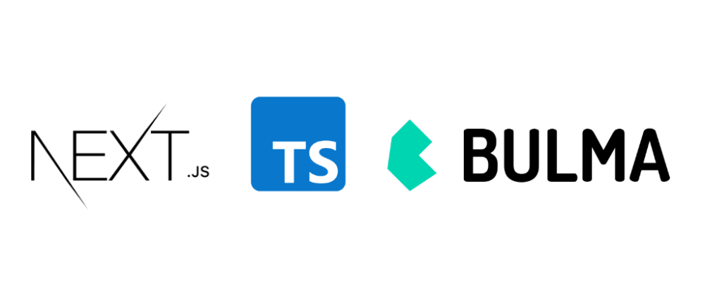 Cover image for Next.js with Bulma in Typescript boilerplate