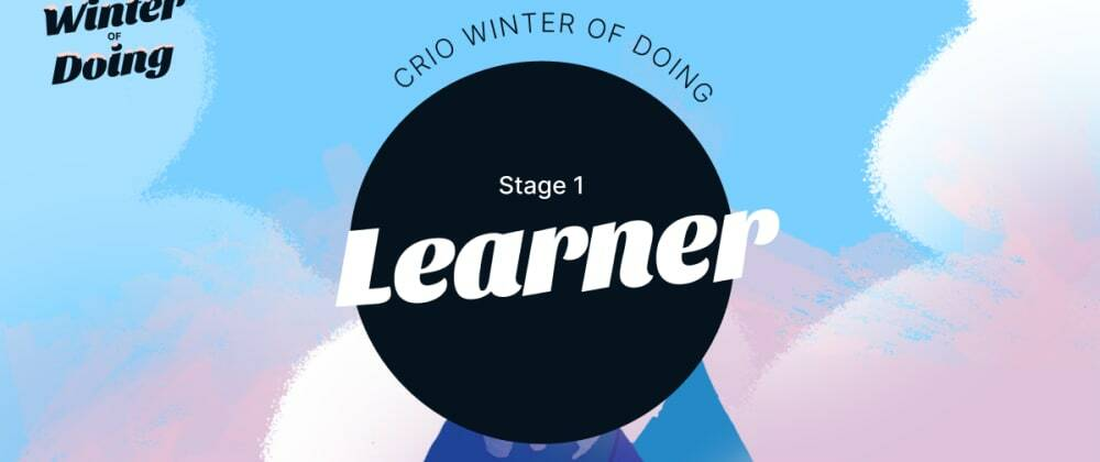 Cover image for Winter of Doing by Crio.