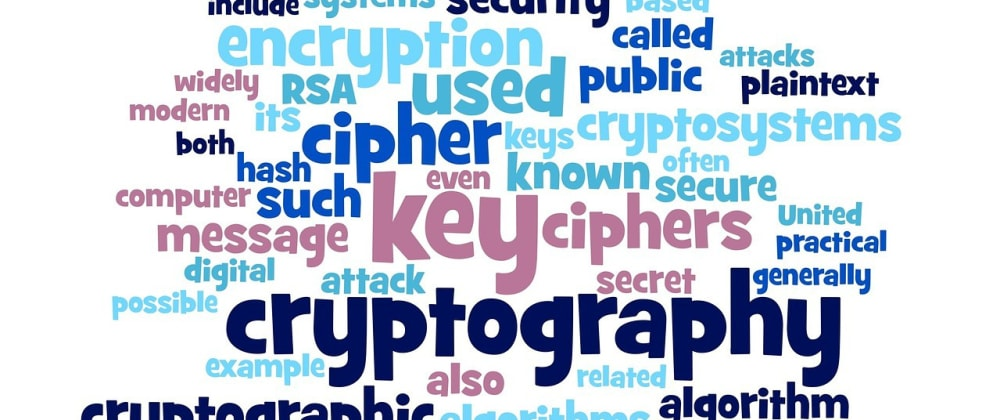Cover image for What is Cryptography?