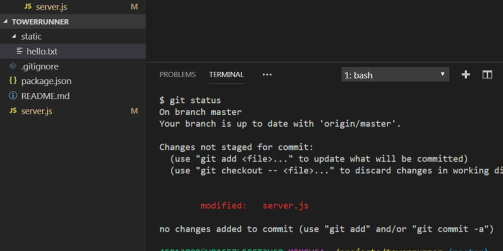 How to integrate Git Bash with Visual Studio Code on Windows