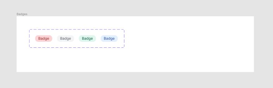Tailwind Figma Badges