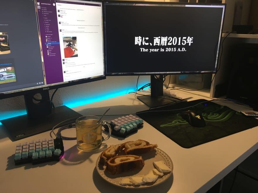 Image of my current setup