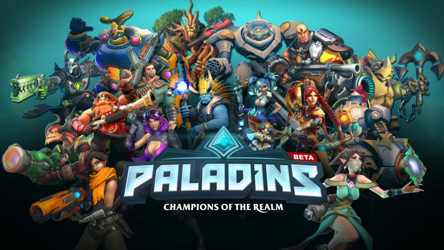 Paladins Image