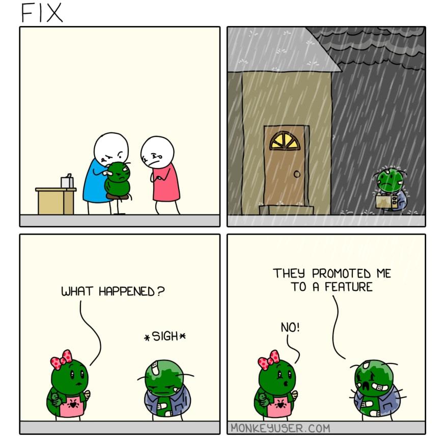 Monkey User: Fix