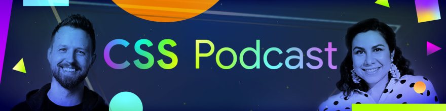 The CSS Podcast Banner
